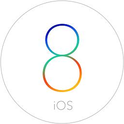 ios8主题锁屏