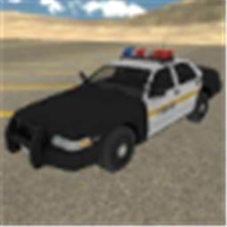 警车训练场