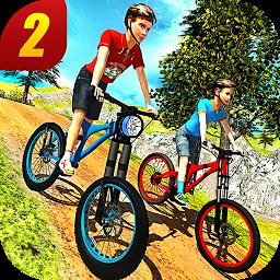 上坡越野自行车骑手2