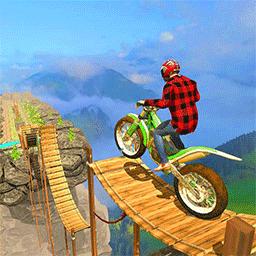 自行车特技赛车