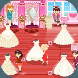 婚纱店-婚纱礼服