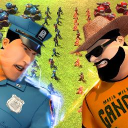 警匪战斗模拟器