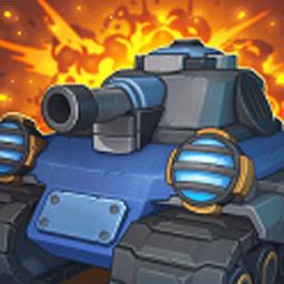 坦克卡通跑酷