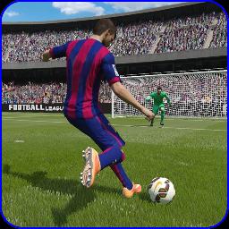新足球:足球射门