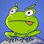青蛙青蛙跳