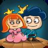 亲王和公主困惑