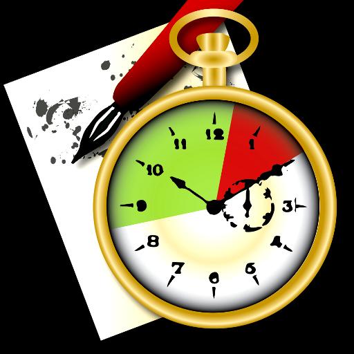 工作时间时钟