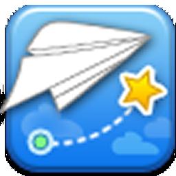 多云纸飞机