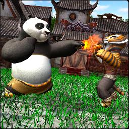 功夫熊猫史诗战斗
