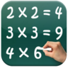 数学 - 乘法表