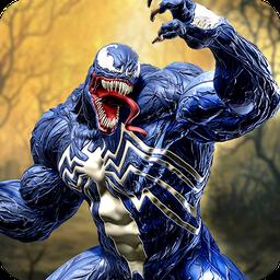 超级英雄:毒液大战蜘蛛侠