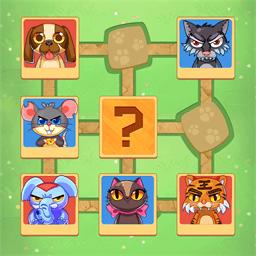 斗兽棋-损友圈小游戏