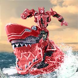 雷龙出击-3D机器鲨