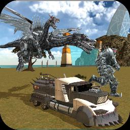 我的龙机器人世界