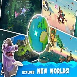 饥饿鲨鱼世界