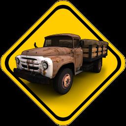 死亡道路:卡车司机