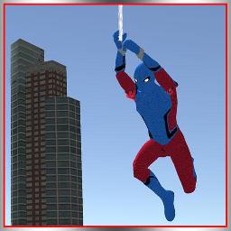 蜘蛛侠英雄男孩