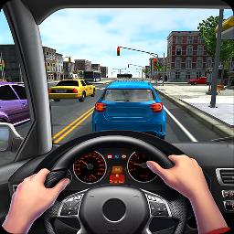 城市汽车驾驶3D