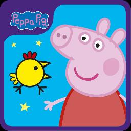 小猪佩奇: 开心母鸡