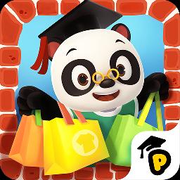 熊猫博士小镇:商场