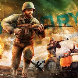 世界战争:生存射击