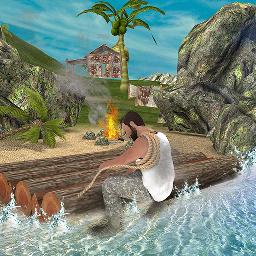 迷失岛-木筏绝地求生