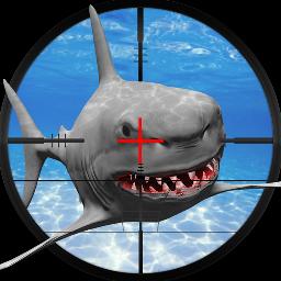 水下虎鲨攻击FPS
