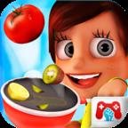 儿童厨房 - 烹饪游戏