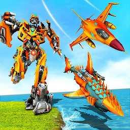 空中机器人鲨鱼