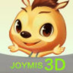 袋鼠跳跳3D书