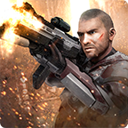 现代前线:射击游戏
