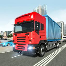装载机卡车运输模拟器