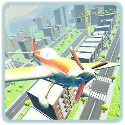 遥控飞行飞机