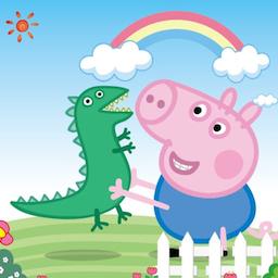 粉红猪小妹讲绘本