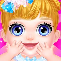 婴儿护理装扮游戏