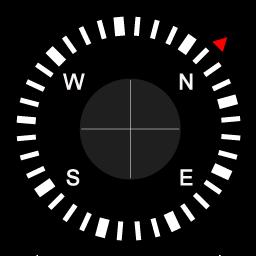 IOS7指南针