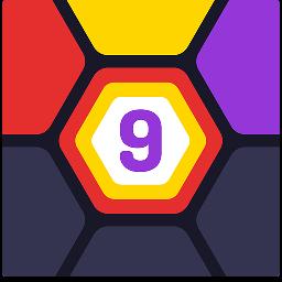 UP9 :六角拼图